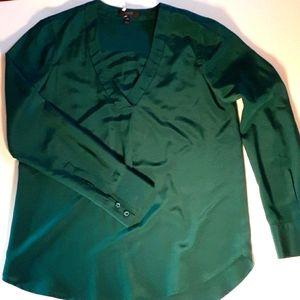 J.Crew silk blouse